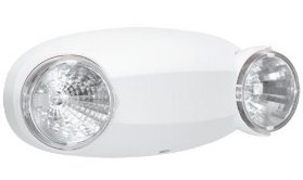 Lithonia Lighting ELM2 Lampara de Emergencia Optica Ajustable